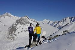 Der Aletschgletscher - Unesco WKE