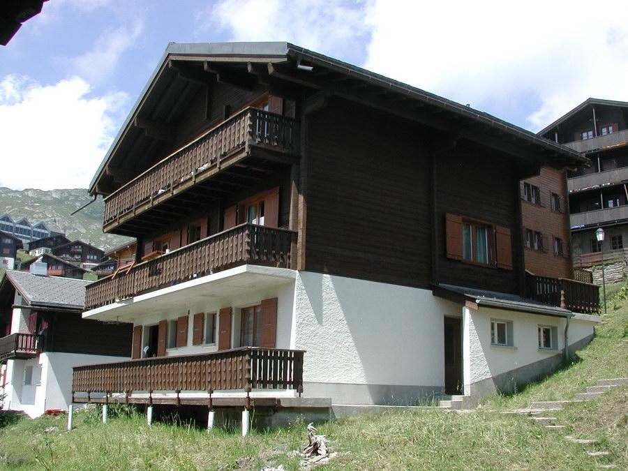 Sommer Parterrewohnung Alpenrose