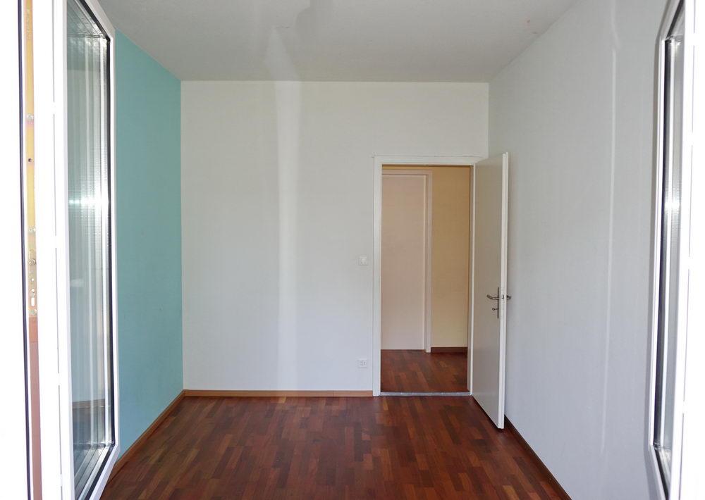 Zimmer 4 - Sicht vom Balkon