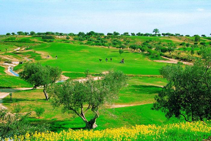 Golfplatz Flamingo Monastir 04