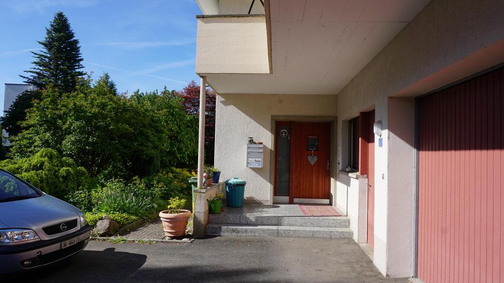 Eingangsbereich Parterre