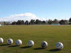Fussball Trainingslager 091