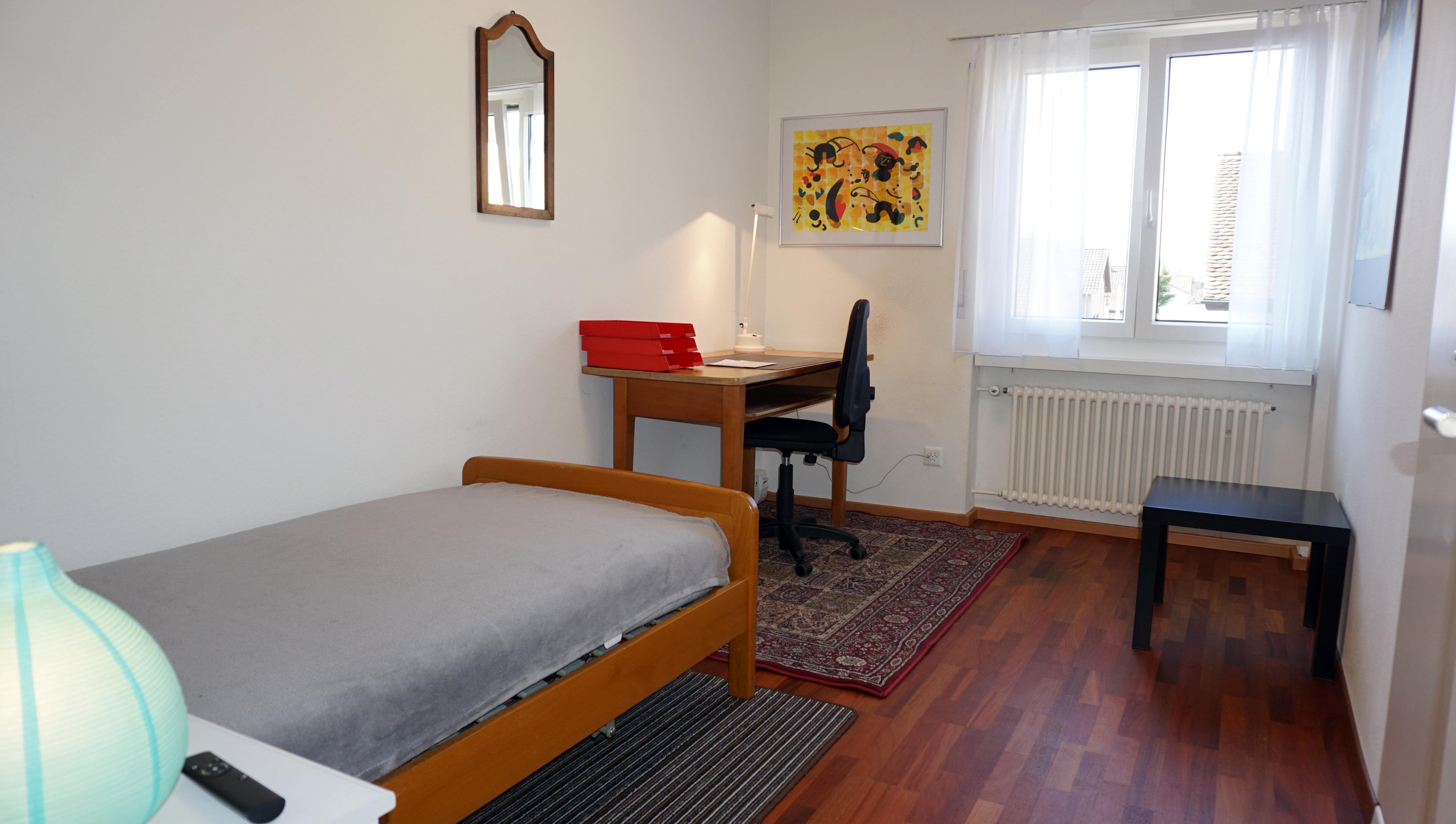 Room 1 - bed 100x200