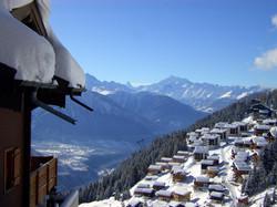 Sicht zum Matterhorn