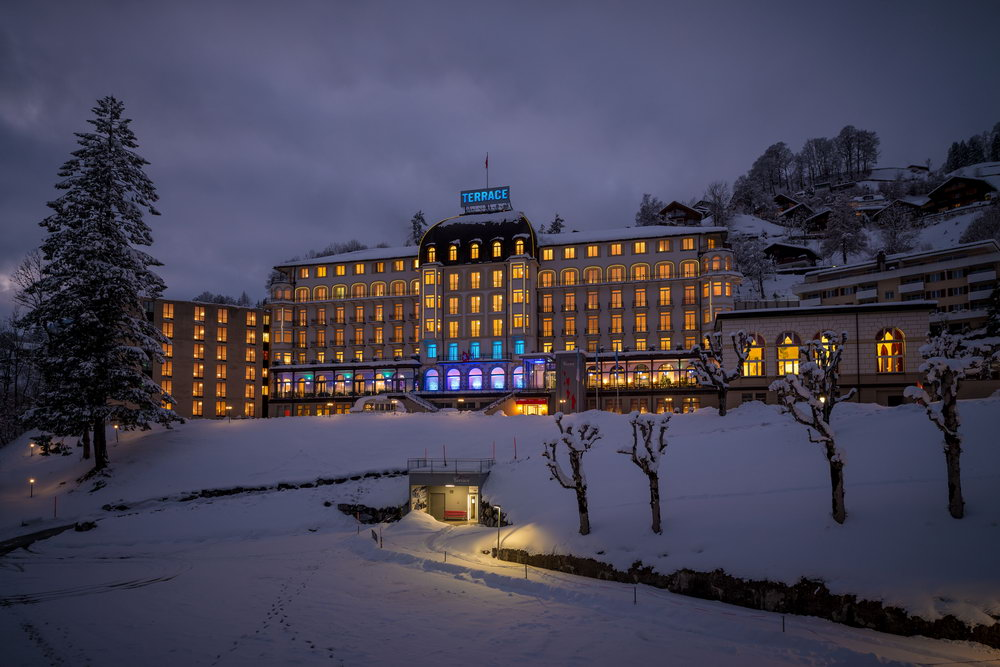 Aussenansicht Winter Hotel Terrace  (9)