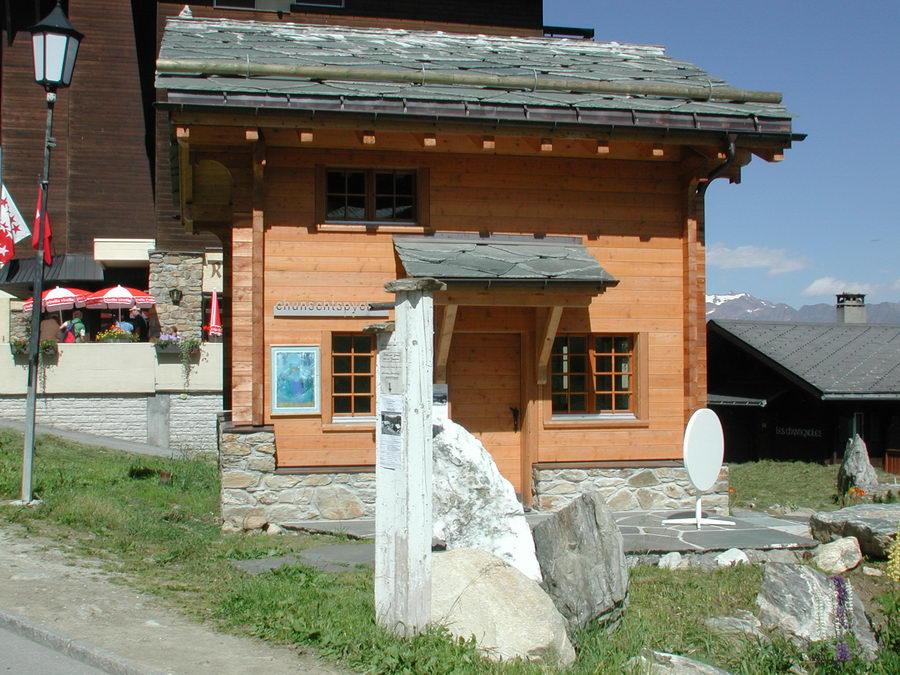Spycher - Kulturmuseum