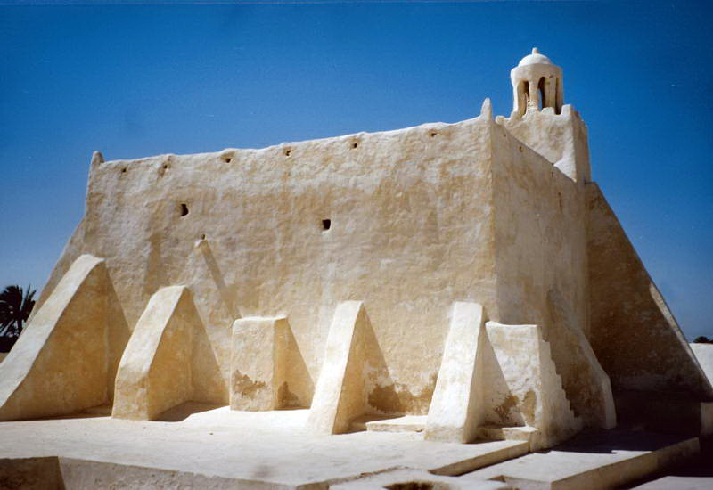 Mosquee in Djerba