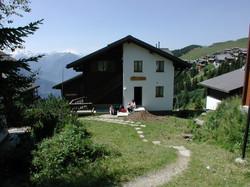 Sommer Chalet Alpenrose
