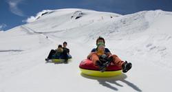 Fun im Gletscherpark