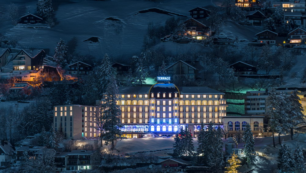 Aussenansicht Winter Hotel Terrace  (8)
