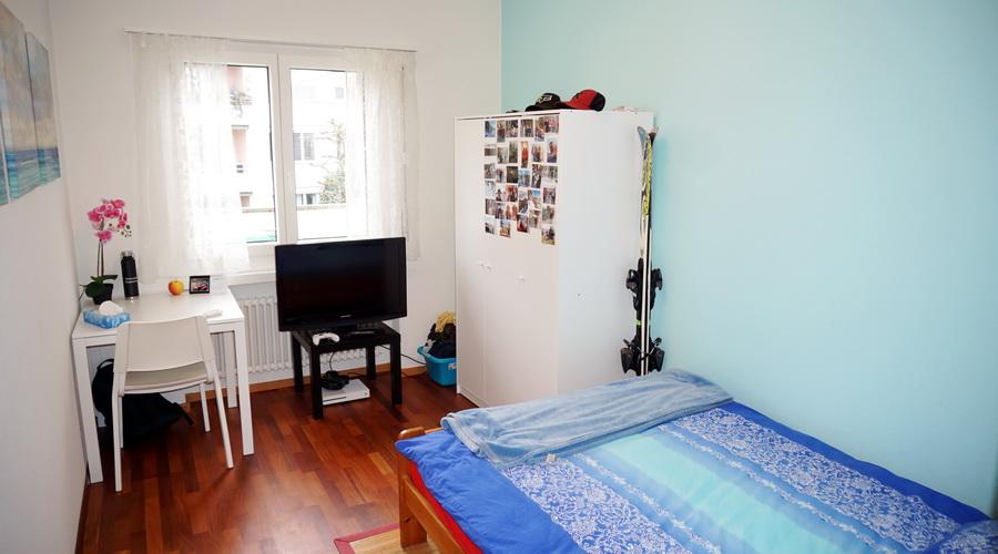Room 4, 11 m2, bed 140x200