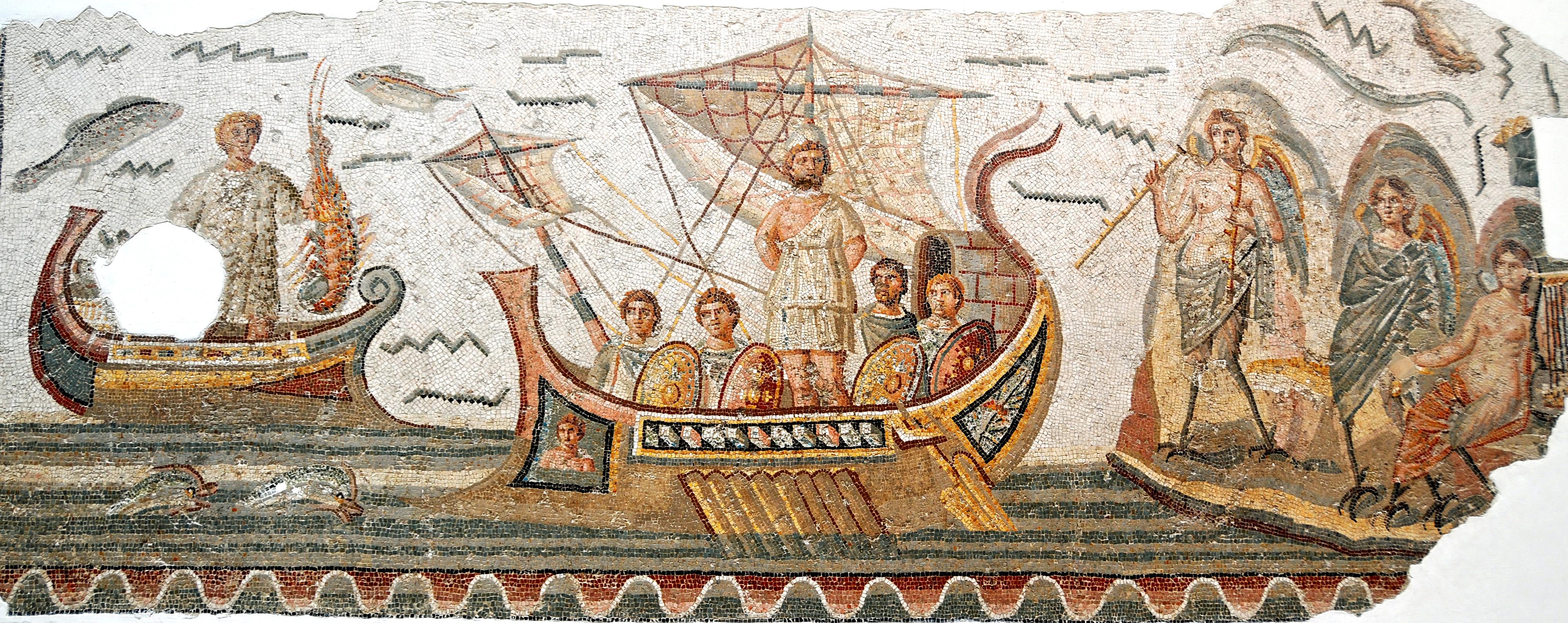 Bardo Mosaic Ulysse