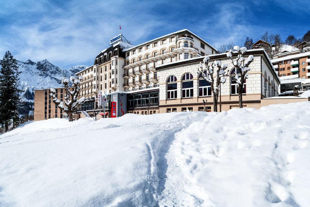 Aussenansicht Winter Hotel Terrace  (6)