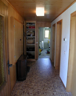Parterre mit Keller, Waschküche