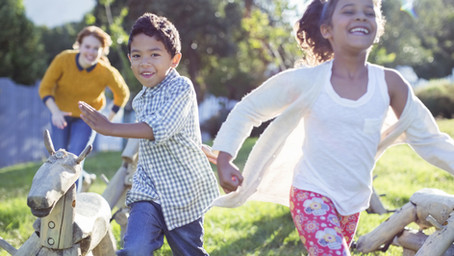 5-3-2-1-Almost None: Tips to keep kids healthy and active
