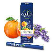 Curaleaf Vape Pen - Relieve 225 mg CBD