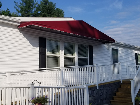 Gable Marquee awning