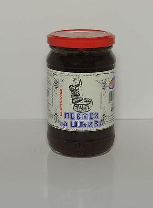 Pekmez od šljiva bez šećera