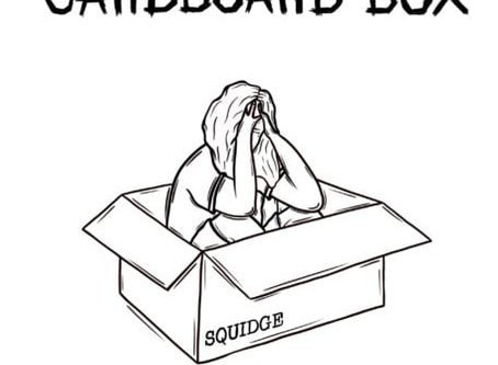 SINGLE REVIEW: 'Cardboard Box' by Squidge