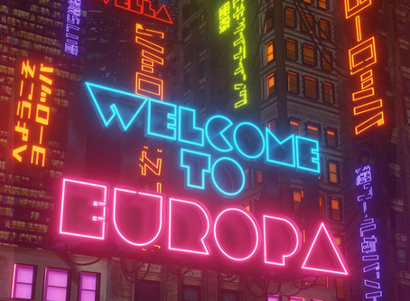 """SINGLE REVIEW: """"Welcome To Europa"""" by Caravella"""