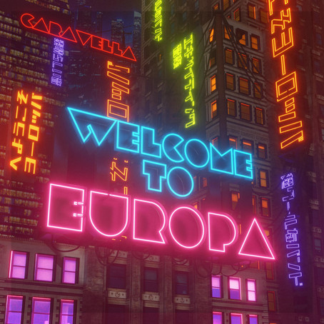 "SINGLE REVIEW: ""Welcome To Europa"" by Caravella"