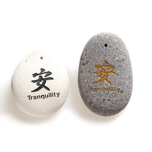 Large Wisdom stone: Tranquility