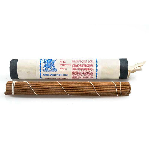 Tibetan Vajrakilaya Incense: Long