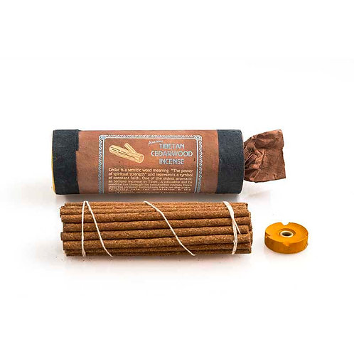 Tibetan Cedar Incense