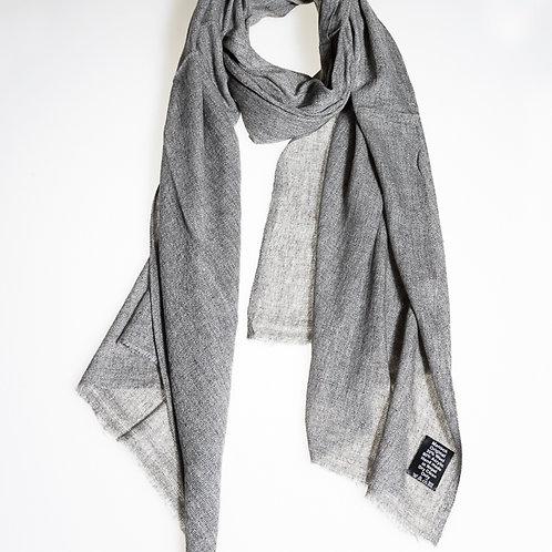 Pashmina scarf: Light Slate