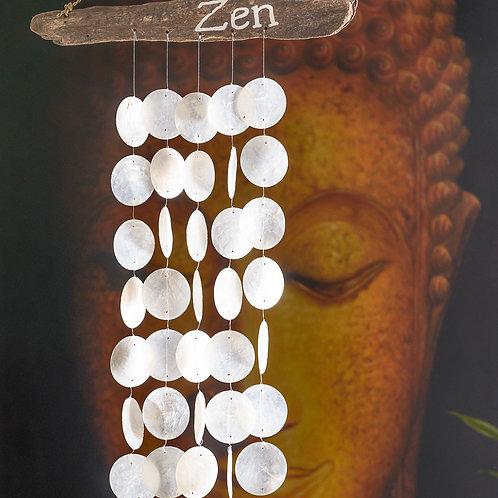 "Seashell chimes: ""Zen"""
