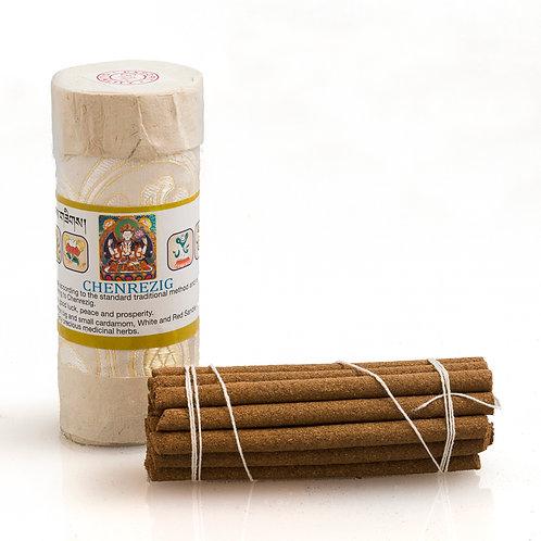 Bhutanese Chenrezig Incense: small