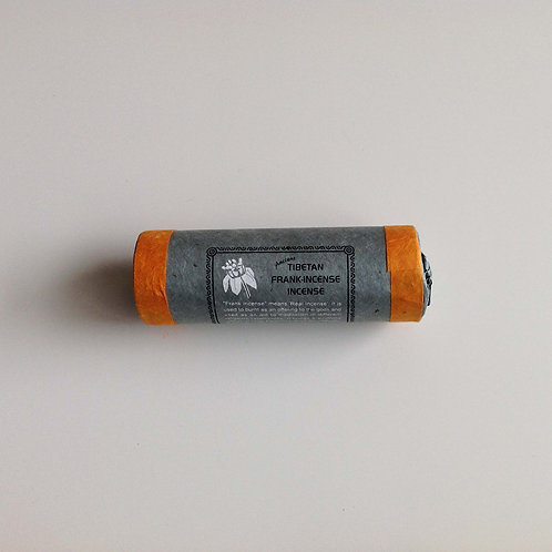 'Frankincense': encens tibétain/tib. incense 76g