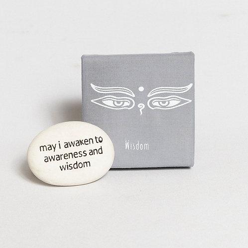 """Stone box set -""""Wisdom"""""""