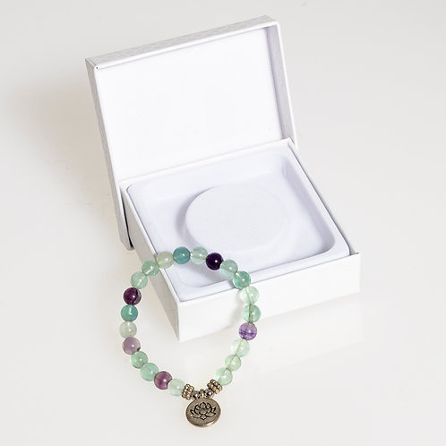 Green flourite Bracelet