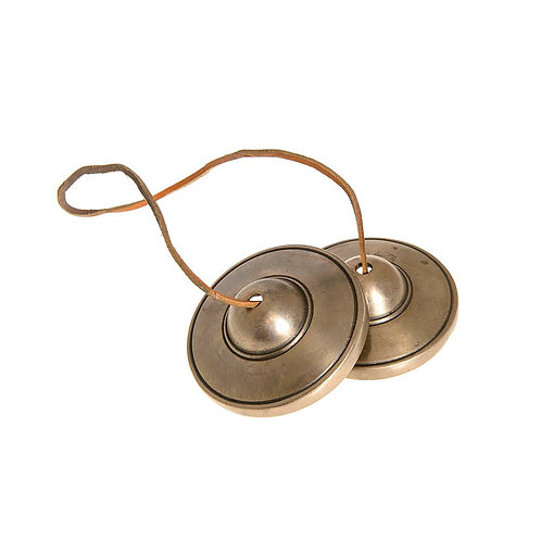 AA Tingsha: 7 metal meditation bells
