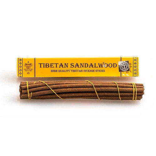 Tibetan Sandalwood Incense: short