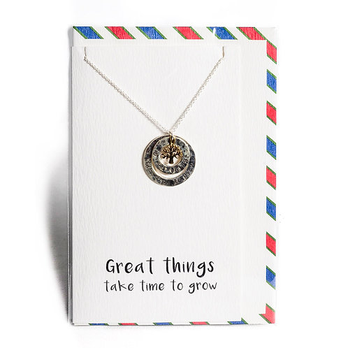 Great Things Affirmation Necklace