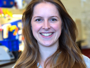 Bethan joins lab for postdoc