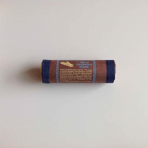 'Cedar/Cèdre': encens tibétain/tibetan incense 76g