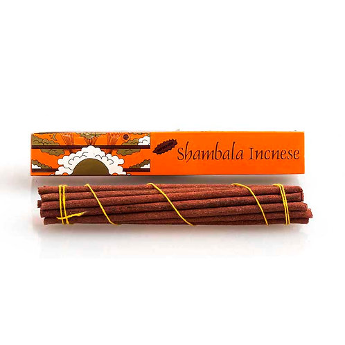 Tibetan Shambala Incense: short