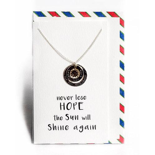 Hope Affirmation Necklace