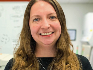 Dr. Katelyn Walzer joins lab for postdoc