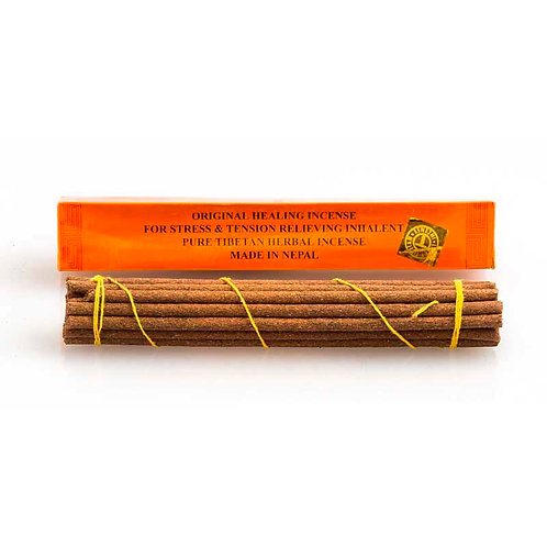 Tibetan Healing Incense: short