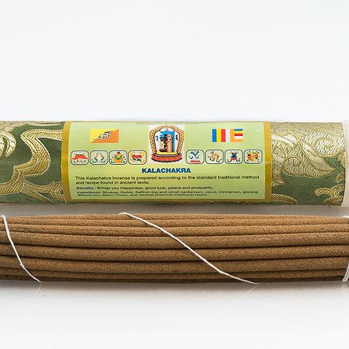 Bhutanese Kalachakra Incense: long