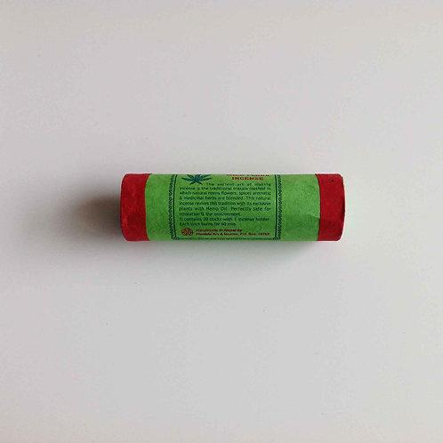 'Hemp/Chanvre': encens tibétain/tib. incense 76g