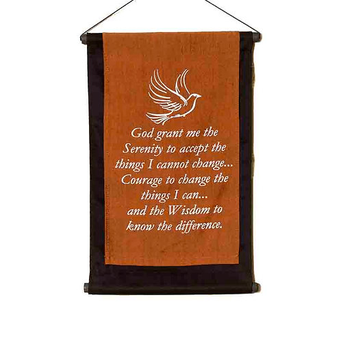 Serenity Wall-Hanging: Copper