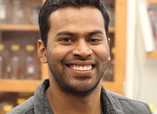 Jayesh wins award to present at ASTMH