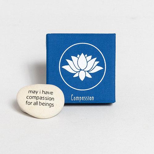 "Stone box set -""Compassion"""