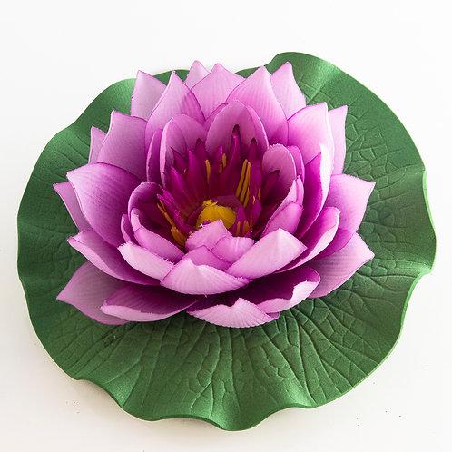 Purple Lotus: Large