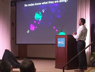 Jayesh gives great talk at MPM 2016